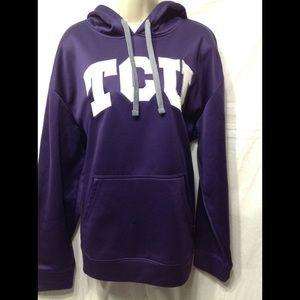 Unisex size 42/44 TCU hoodie